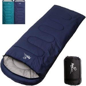 Aoosborts navy sleeping bag new